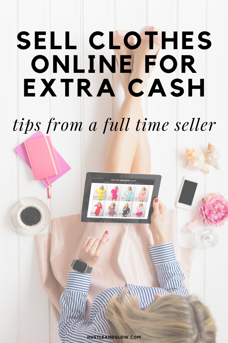 Tips for Selling Clothes Online for Extra Cash