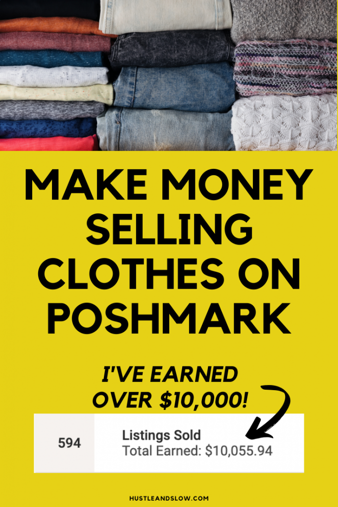 How To Sell On Poshmark For Beginners Tips For 2020 Hustle Slow