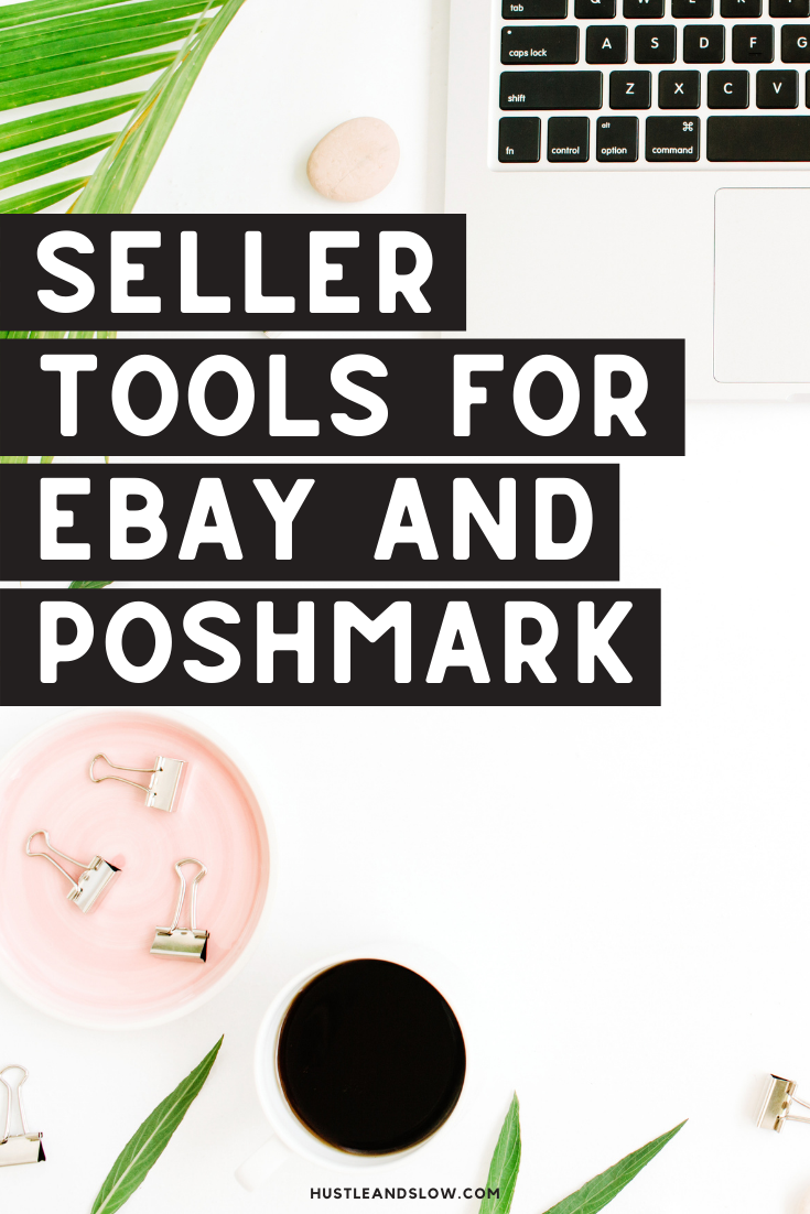Best Seller Tools for Ebay and Poshmark (You NEED these!)