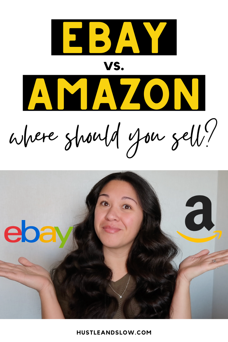 Selling on Ebay vs Amazon: Which is Better in 2021?
