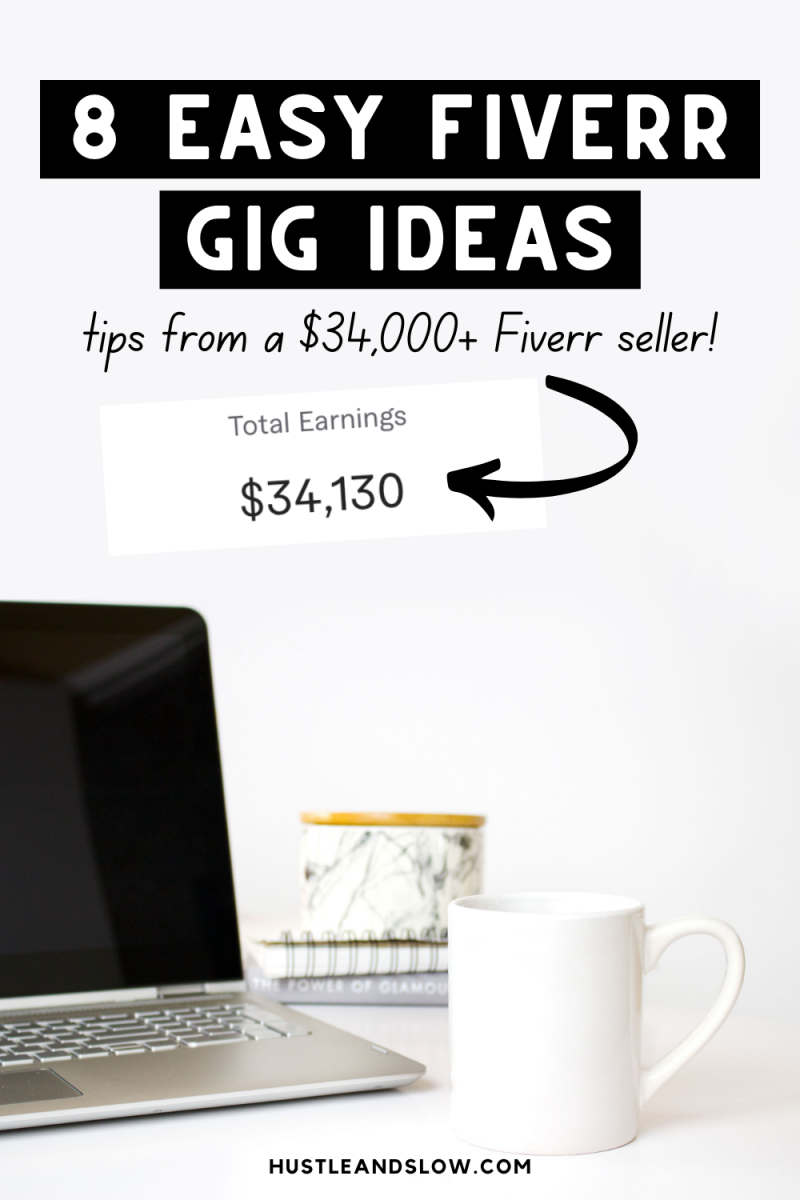 8 EASY Fiverr Gig Ideas for 2021 (Little to No Experience!)