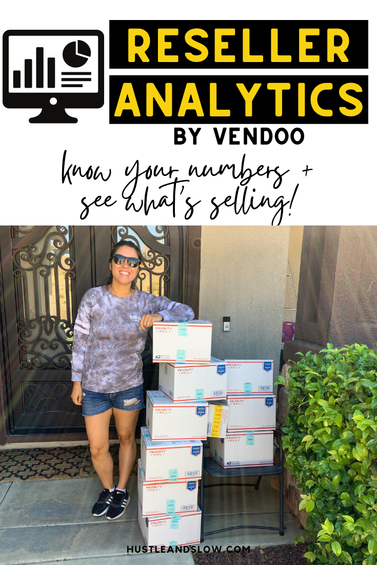 Analytics for Resellers by Vendoo