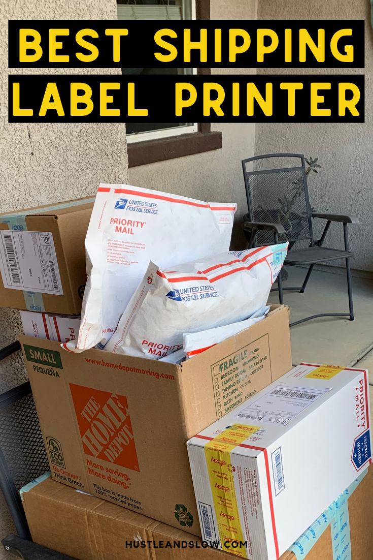 Best Shipping Label Printer for Shipping Packages in 2021