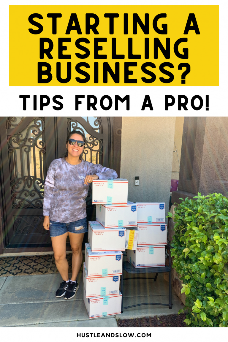 Start a Reselling Business: What Would I Do If I Started Over? (Steal My Strategy!)