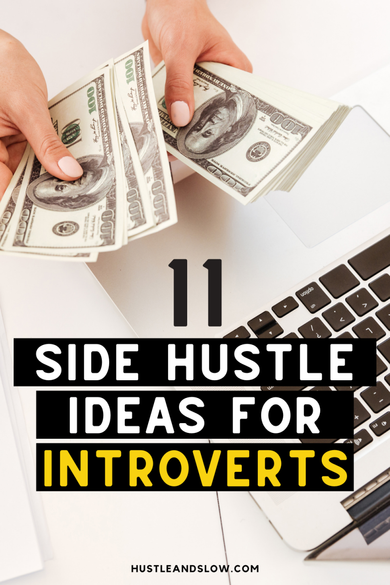 Best Side Hustles for Introverts: 11 Ideas to Make Money