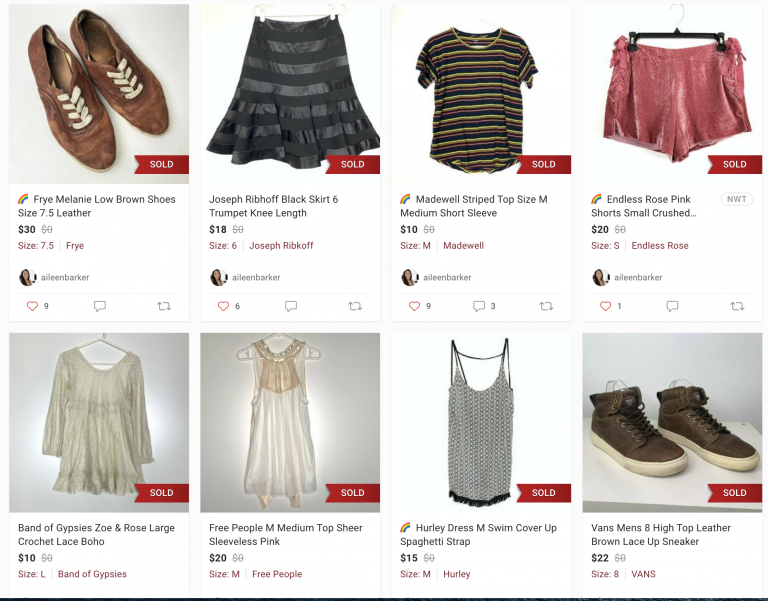 Poshmark Review for Sellers: Is it worth it? (Read first!)