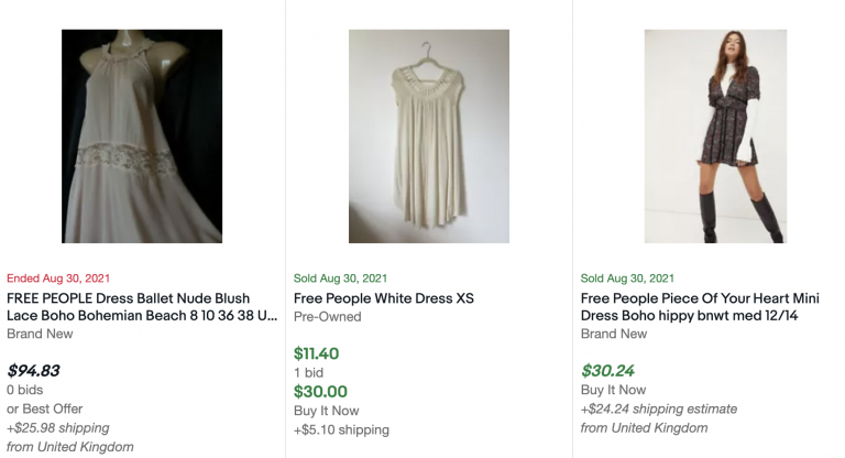 How To See Sold Listings on eBay to Help Price Your Items